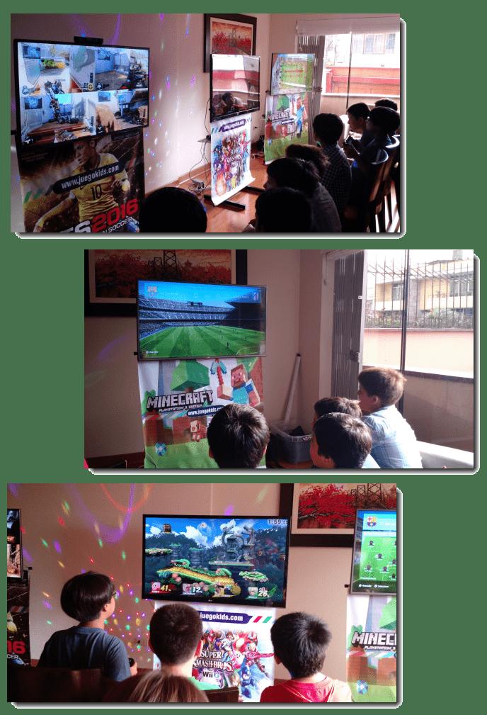 Alquiler de videojuegos