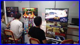 Alquiler de maquinas de juegos electronicos