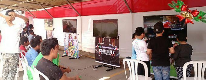 Alquiler videojuegos game