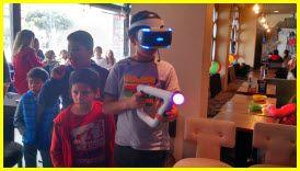 alquiler de realidad virtual