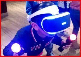 Realidad virtual ps4
