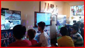 fiesta videojuegos
