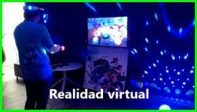 alquiler de videojuegos para eventos